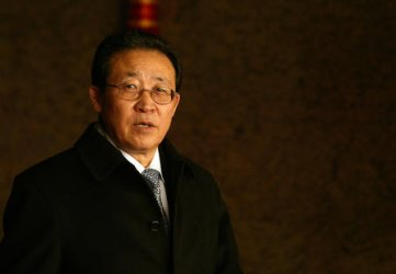 NORTH KOREAN ENVOY ARRIVES IN BEIJING