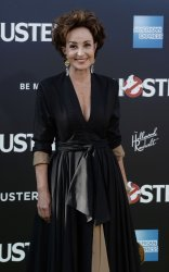 """Annie Potts attends the """"Ghostbusters"""" premiere in Los Angeles"""