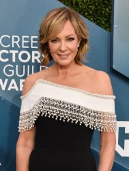 Allison Janney attends the 26th annual SAG Awards in Los Angeles