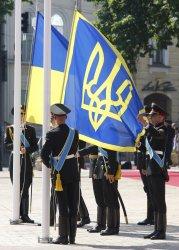 Ukrainian President Petro Poroshenko's inauguration