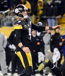 Kicker Chris Boswell Wins Game with 46 Yards Field Goal