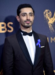 Riz Ahmed attends the 69th annual Primetime Emmy Awards in Los Angeles