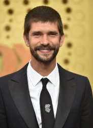 Ben Whishaw attends Primetime Emmy Awards in Los Angeles
