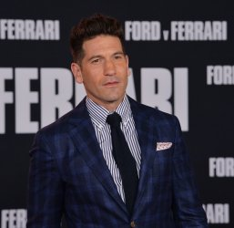 "Jon Bernthal attends the ""Ford v Ferrari"" premiere in LA"