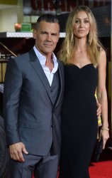 """Josh Brolin and Kathryn Boyd attend """"Only the Brave"""" premiere in Los Angeles"""