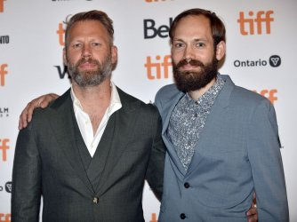 Darius Marder attends 'Sound of Metal' premiere at Toronto Film Festival