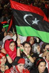 Libyans  Celebrate the Liberation