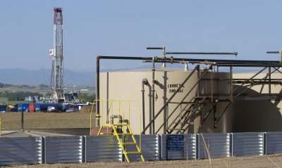 Energy Companies Drill for Oil in the Niobrara Formation in Northeastern Colorado