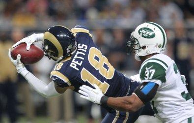 New York Jets vs St. Louis Rams