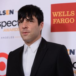 Zachery Quinto attends the GLSEN Respect Awards in Beverly Hills