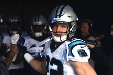 Panthers' Christian McCaffrey