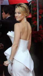 Kate Hudson arrives at the 67th annual Golden Globe Awards in Beverly Hills