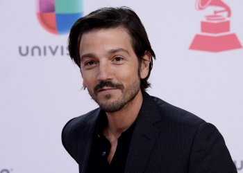 Diego Luna attends the 17th annual Latin Grammy Awards in Las Vegas