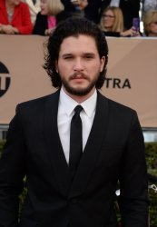 Kit Harrington attends the 22nd annual Screen Actors Guild Awards