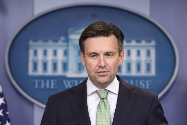 Press Secretary Josh Earnest holds Press Briefing at the White House