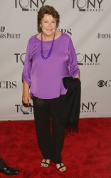 Helen Reddy attends the 65th Annual Tony Awards held in New York