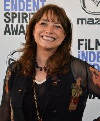 Karen Allen attends the Film Independent Spirit Awards in Santa Monica