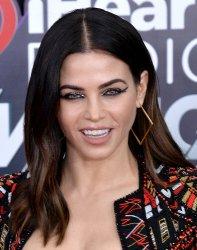 Jenna Dewan-Tatum attends the iHeartRadio Music Awards in Inglewood, California