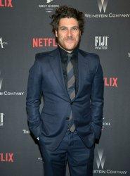 Adam Pally attends Weinstein Company and Netflix 2017 Golden Globes after party