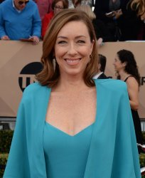 Molly Parker attends the 22nd annual Screen Actors Guild Awards
