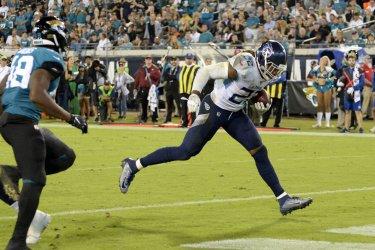 Tennessee Titans take on the Jacksonville Jaguars