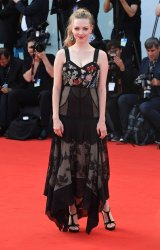 Amanda Seyfried attends the premiere of First Reformed at the 74th Venice Film Festival