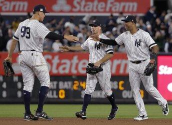 Yankees win American League Wild Card Game