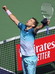 Dominic Thiem advances to finals at Indian Wells