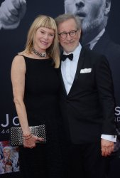 Steven Spilberg and Kate Capshaw attend AFI tribute to John Williams  in Los Angeles