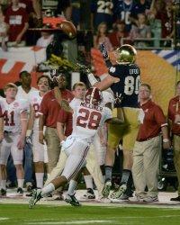Notre Dame VS. Alabama BCS National Championship Game in Miami
