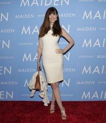 Carol Alt at the 'Maiden' New York premiere