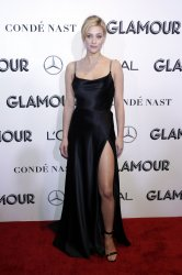 Lili Reinhart arrives to the 2018 Glamour Women of the Year Awards