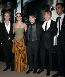 """The Cast arrives for """"Harry Potter and the Deathly Hallows - Part 2 Premiere in New York"""