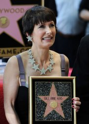 Gale Anne Hurd receives a star on the Hollywood Walk of Fame in Los Angeles