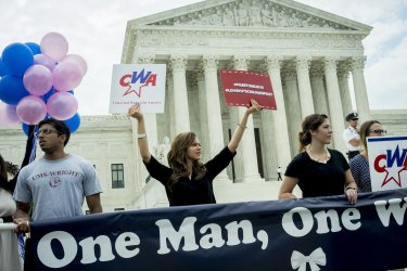 Supreme Court Rules on Same Sex Marriage