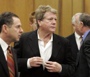 Ryan O'Neal and son Redmond arraigned in Malibu, California