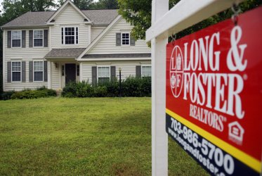 American credit and housing crisis leaves homes unsold