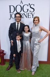 Abby Ryder Fortson attends 'A Dog's Journey' premiere in LA