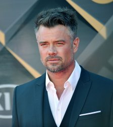 Josh Duhamel attends the 2018 NBA Awards