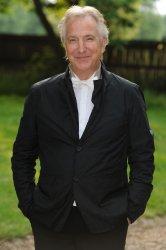 "Alan Rickman attends ""Raisa Gorbachev Foundation Party"" in London"