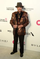 Joe Jackson attends the Elton John Aids Foundation Oscar viewing party in Los Angeles