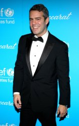 Andy Cohen attends the UNICEF Snowflake Ball in New York