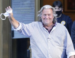 Steve Bannon Charged with Fraud in Border Wall Campaign