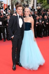 Oliver Cheshire and Pixie Lott attend the Cannes Film Festival
