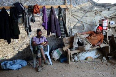 Gaza's tunnel mugglers on Egypt border idle