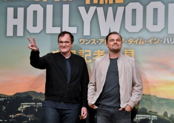 """""""Once upon a time in Hollywood"""" Premiere in Tokyo"""