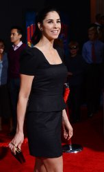 """Sarah Silverman attends the """"Wreck-It Ralph"""" premiere in Los Angeles"""