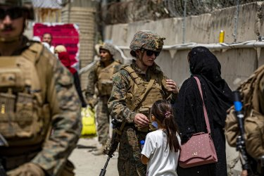 Evacuation of U.S. and Partner Civilians from Afghanistan