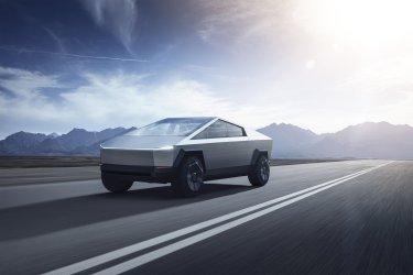 Elon Musk Debuts Tesla's Long-Awaited Cybertruck