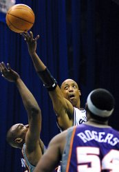Phoenix Suns at San Antonio Spurs Basketball